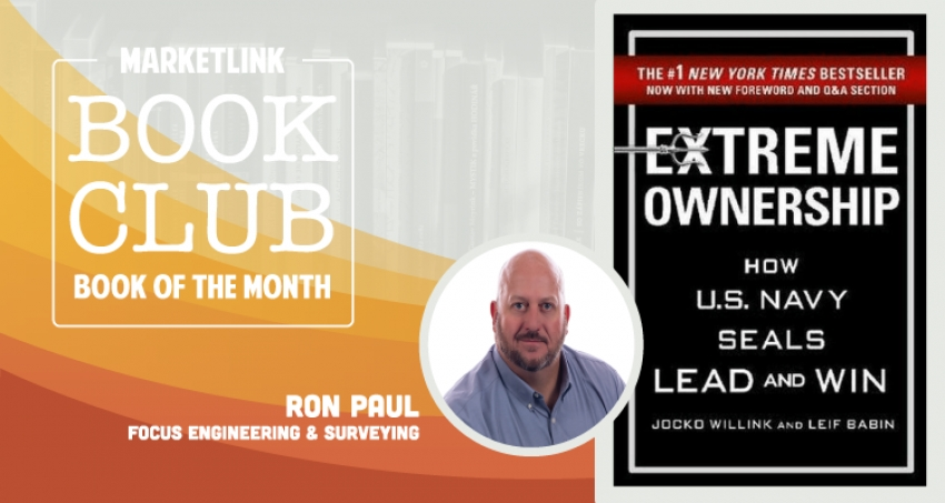 MARKETLINK Book Club: Extreme Ownership