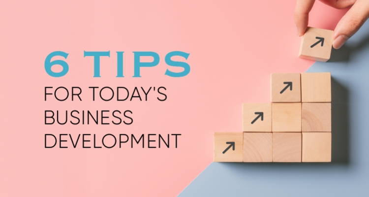 Six Tips for Today's AEC Business Development