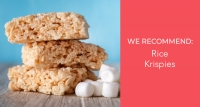We Recommend: Rice Krispies