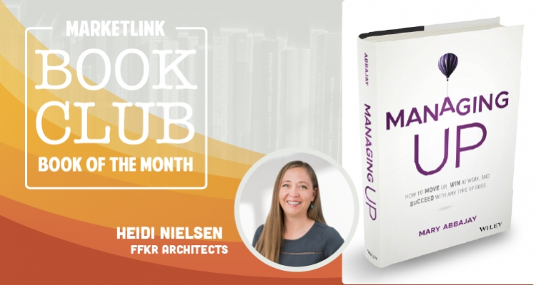 MARKETLINK Book Club: Managing Up