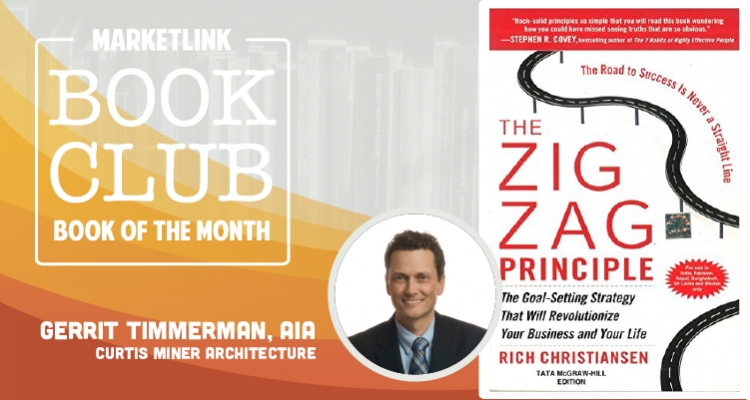 MARKETLINK Book Club: The Zig Zag Principle