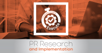 EXECUTE: Public Relations Research and Implementation