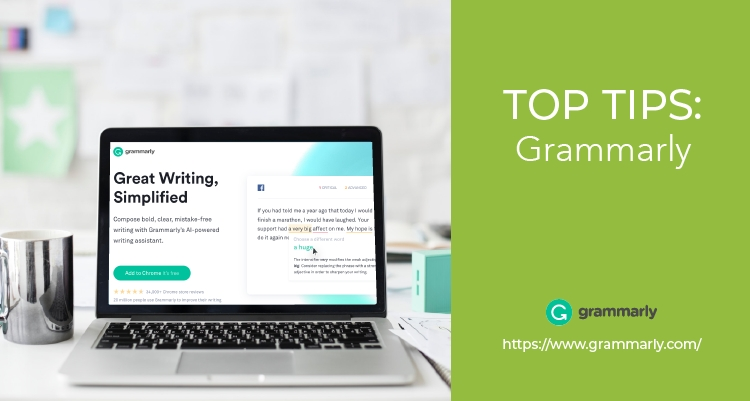 Apps We're Using Now: Grammarly