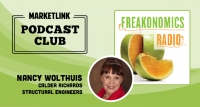 MARKETLINK Podcast Club: Freakanomics Radio
