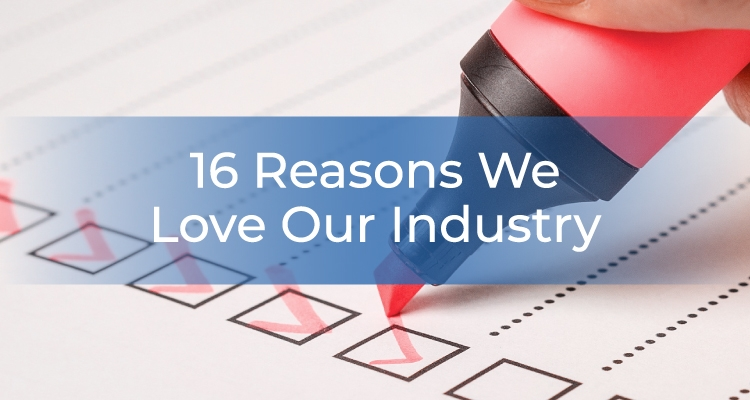 16 Reasons We Love the AEC Industry
