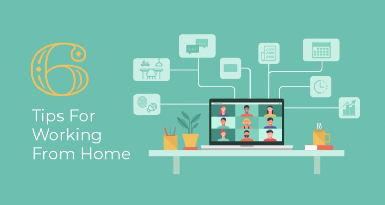 Tips for Working from Home for AEC Professionals