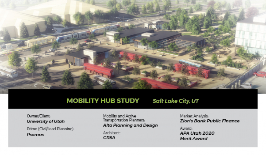 Project Spotlight: Mobility Hub Study