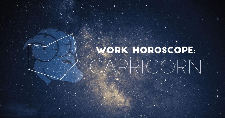 Work horoscope cancer