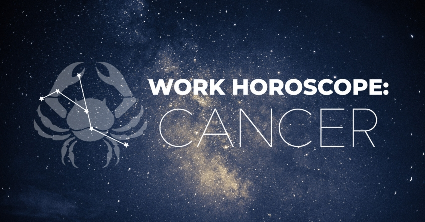 Work Horoscope: Cancer