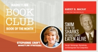 MARKETLINK Book Club: Swim with the Sharks