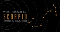 Work Horoscope: Scorpio