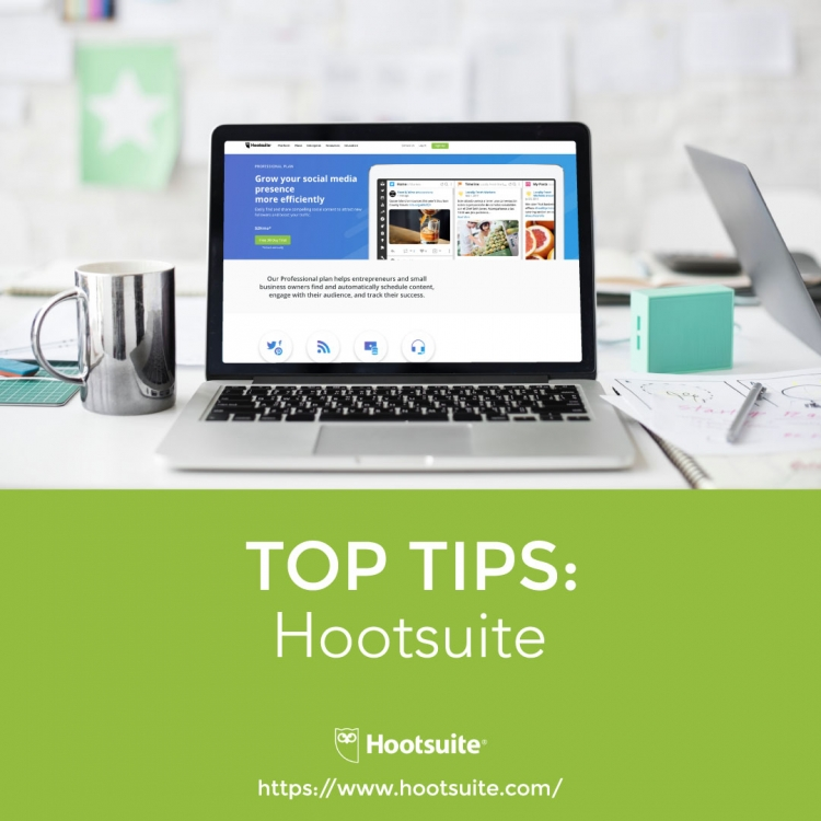 Apps We're Using Now: Hootsuite